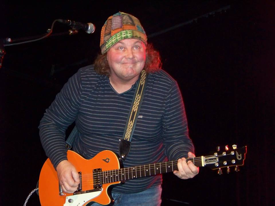 Brian Larson - Lead Guitarist