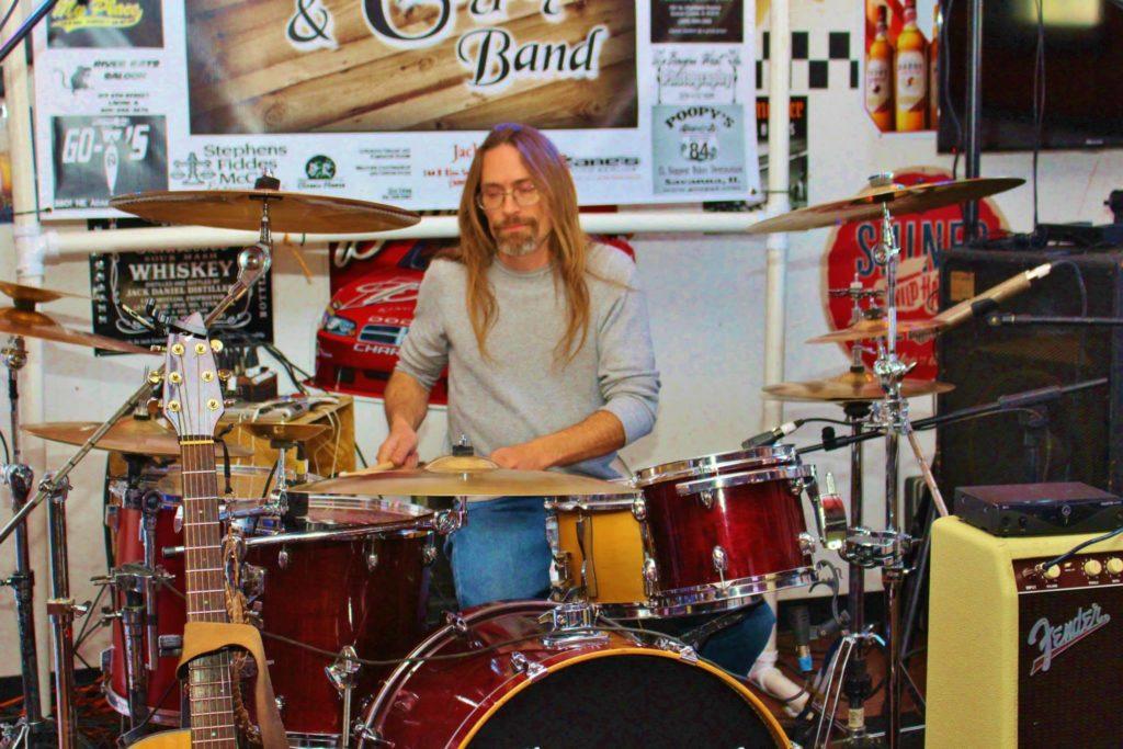 Kenny Peak - Drummer